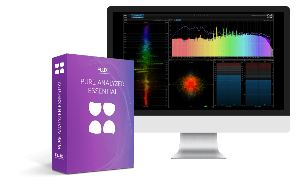 Pure Analyzer Essential - Flux::