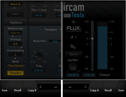 Ircam Trax v3 - Flux::