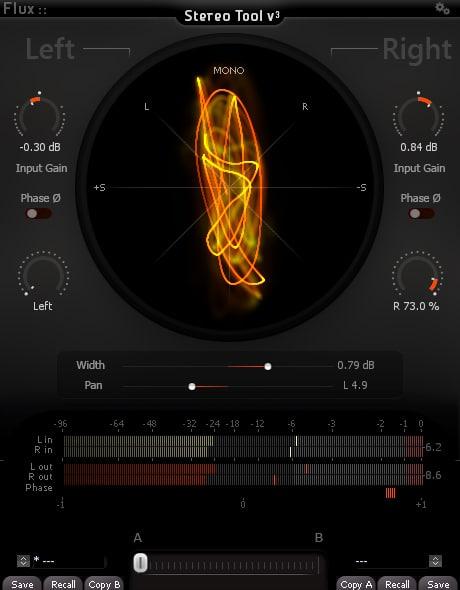 Stereo Tool full screenshot