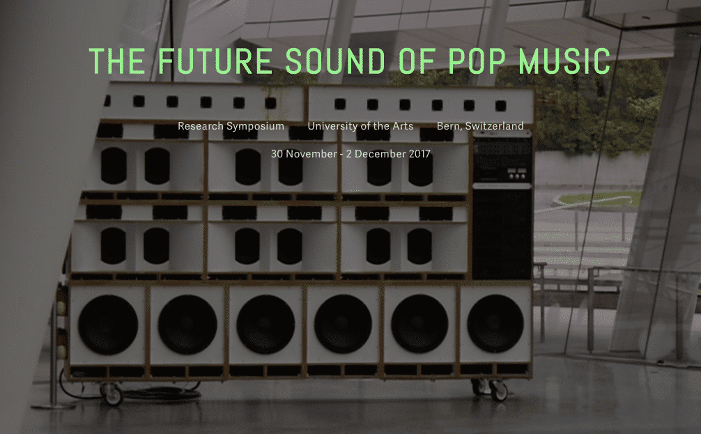 THE FUTURE SOUND OF POP MUSIC