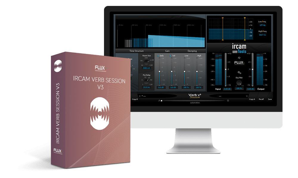 Ircam Verb Session v3