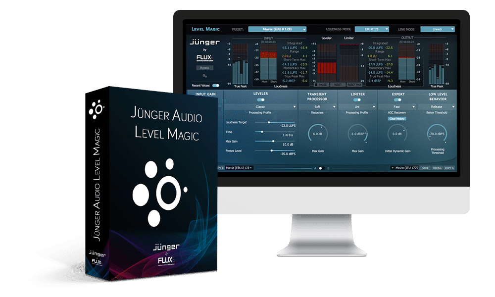 Jünger Audio Level Magic