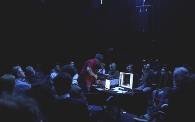 Immersive Sound at the University of Québec in Montréal with SPAT Revolution