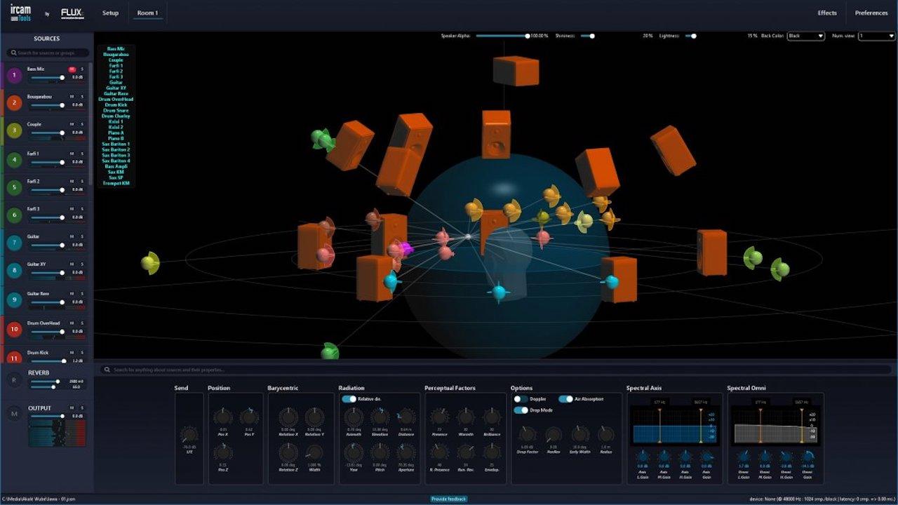 SPAT Revolution Integrated with Avid VENUE | S6L system - Flux::