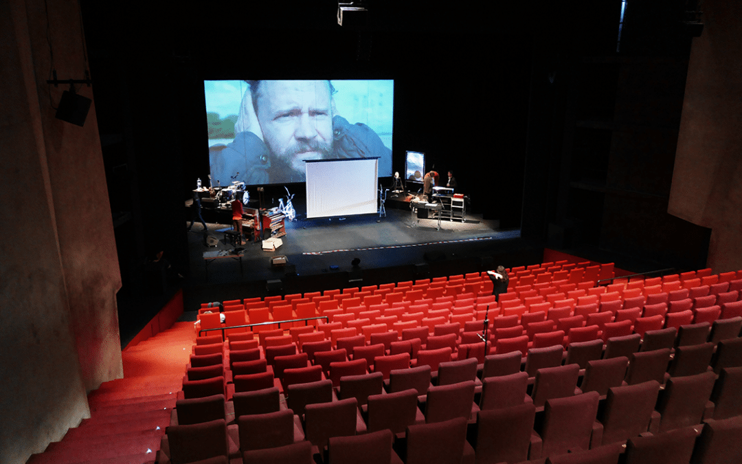 Under the skin of Don Quixote – A Live Cinema Performance in 9.1 with Spat Revolution