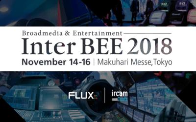InterBEE 2018 Tokyo