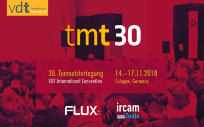 Tonmeistertagung Meet-up in Cologne – November 14-17th