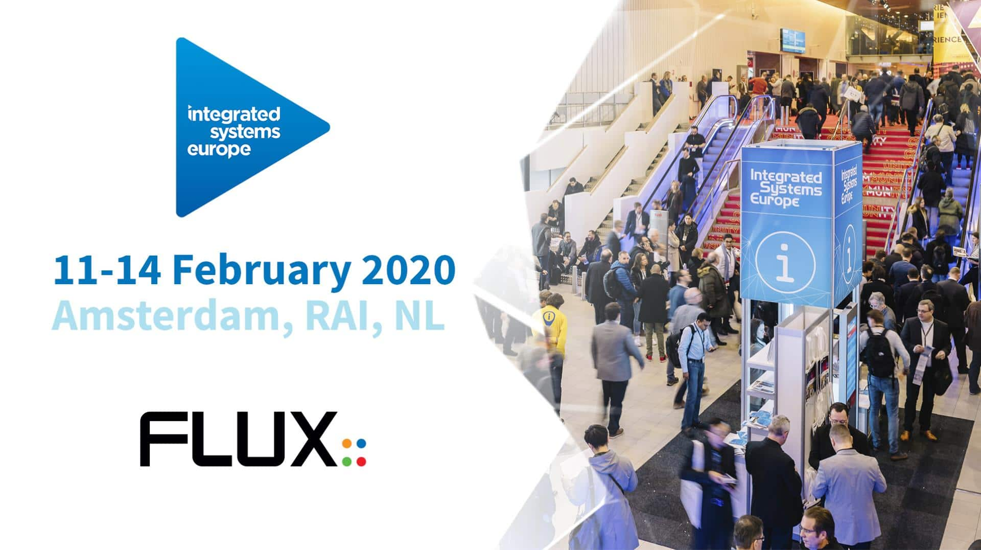 ISE 2020 Amsterdam February 11-14 at the RAI Amsterdam Convention Centre
