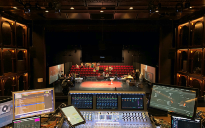 Internationaal Theater Amsterdam Takes Immersive Audio On Tour with SPAT Revolution