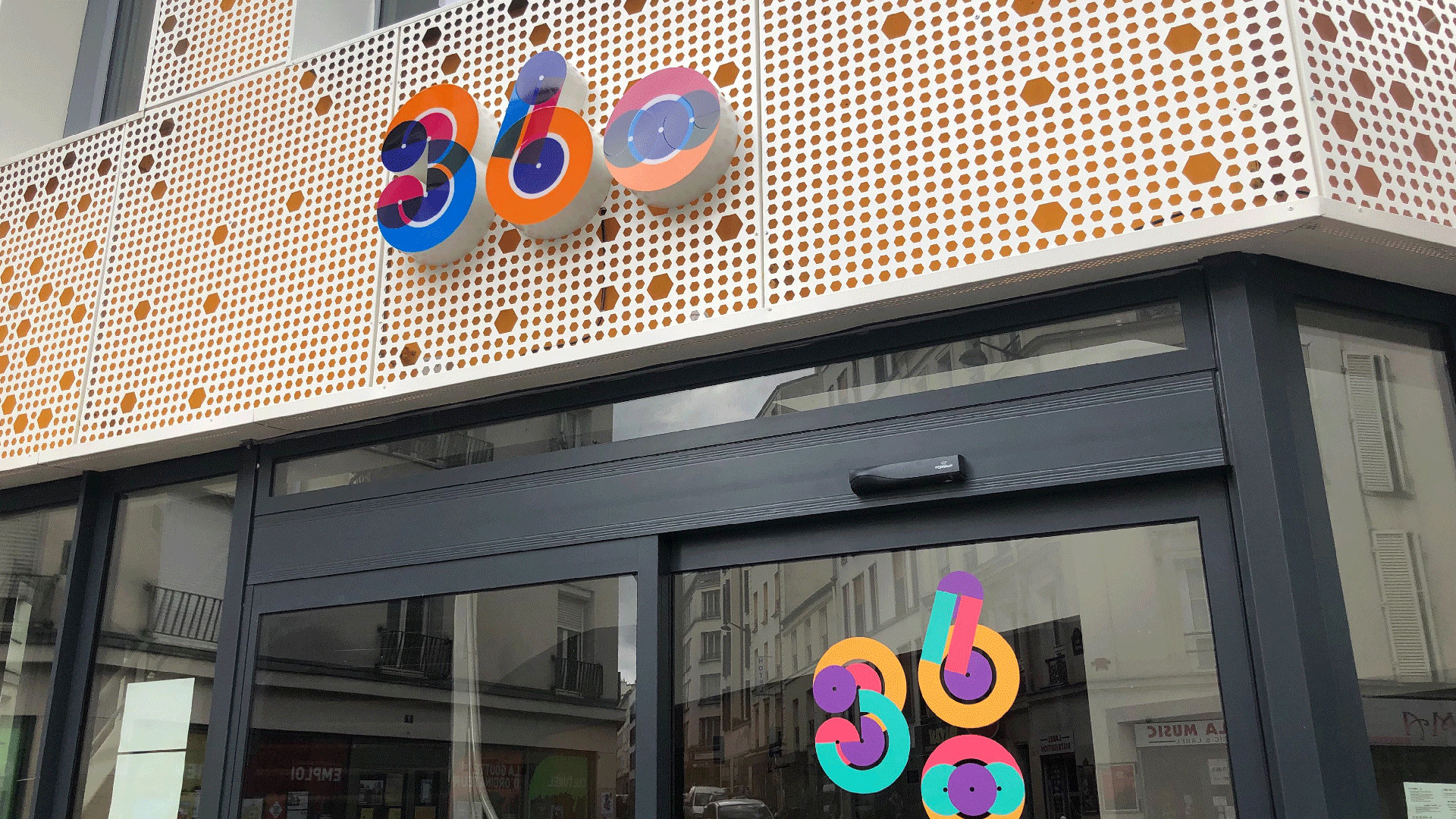 The 360 Music Factory - Paris