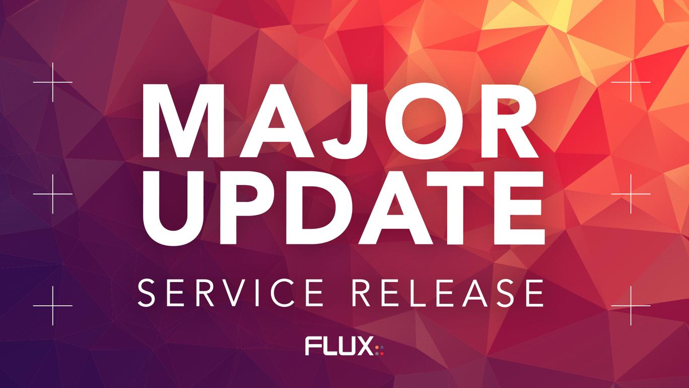 Major Update - Service Release