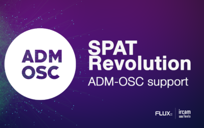 Spat Revolution and Dolby Atmos workflow