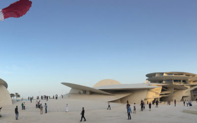 Mixing Immersive with Spat Revolution at Qatar's new National Museum