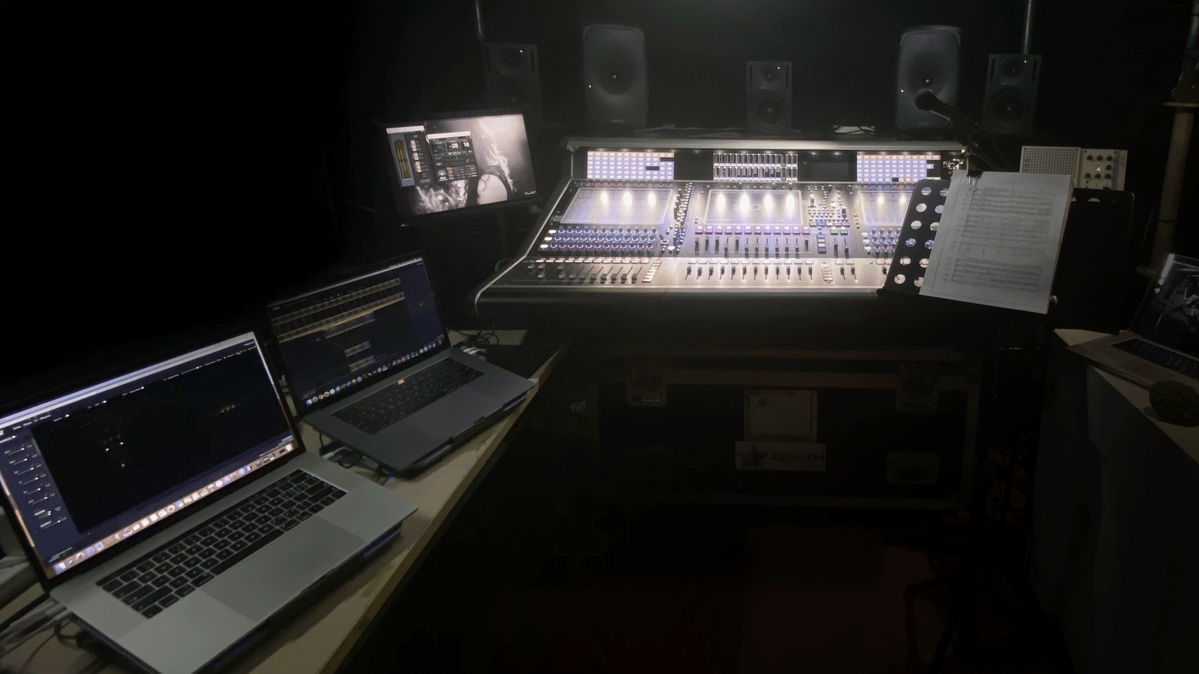 Recording the Show