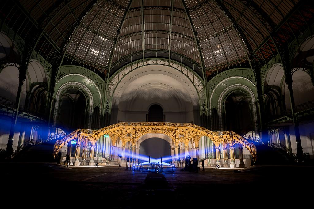 ElephantMat Grand Palais