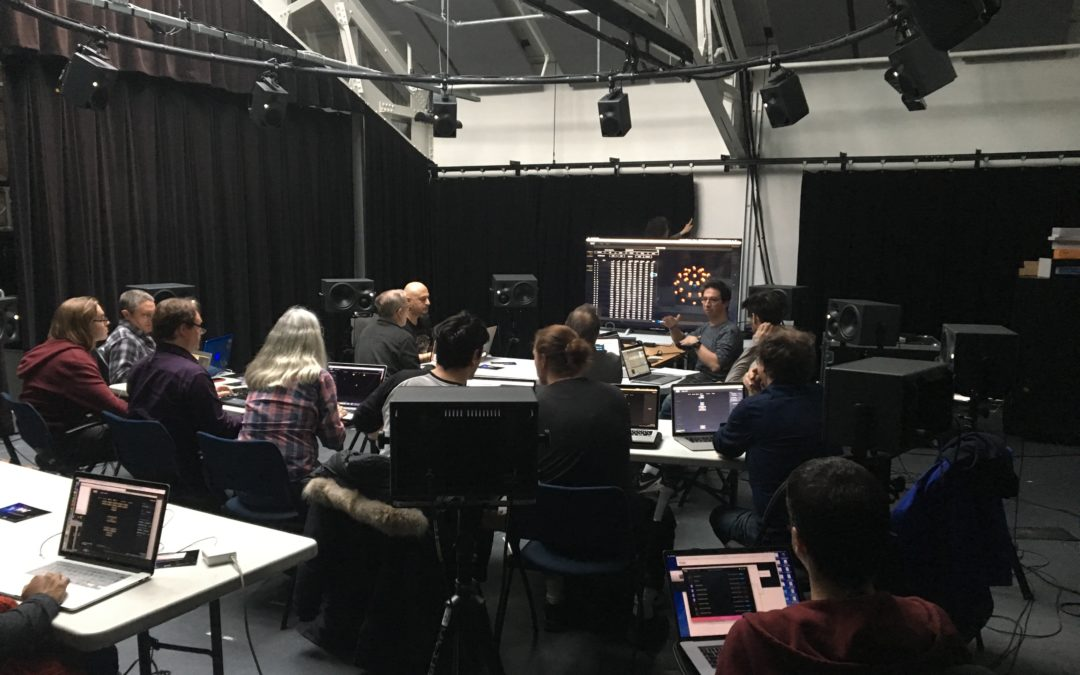 FLUX:: Immersive Offers Spatial Audio Training